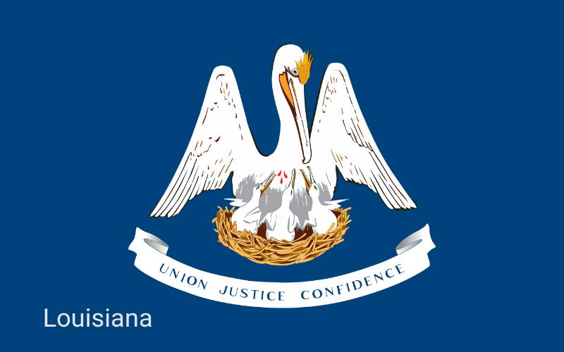 Sjedinjene Američke Države - Louisiana