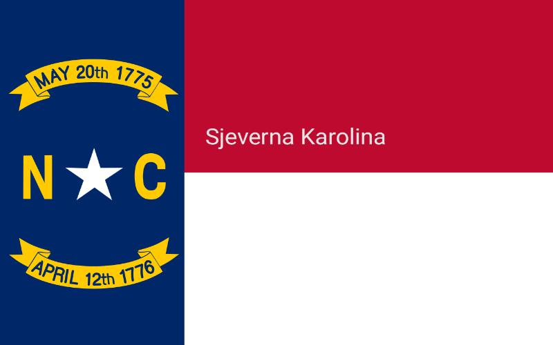 Savezna država Sjeverna Karolina