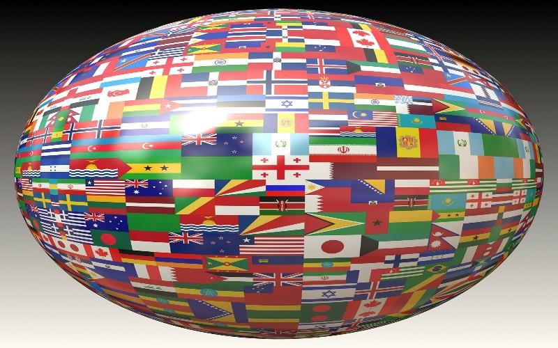 Zastave svijeta i države svijeta pripadajućih zastava