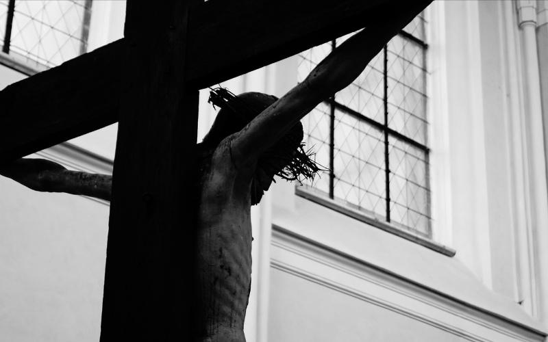 Isus Hrist na krstu