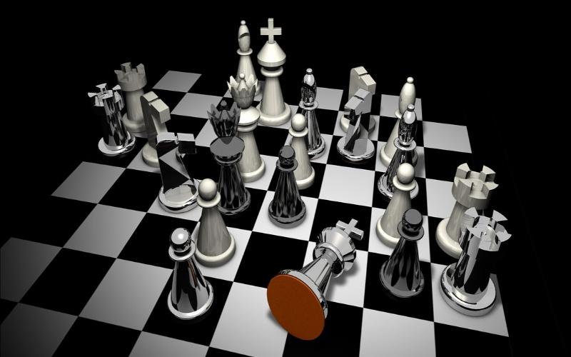 šah akcija
