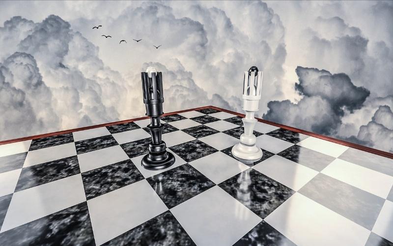 chess artwork