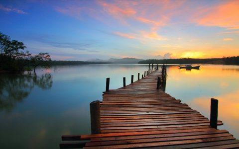 Izlazak sunca koji će vas dobro opustiti i zabaviti