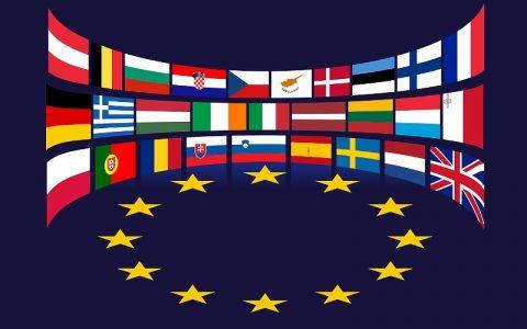 Europska unija i sve njene trenutno države članice