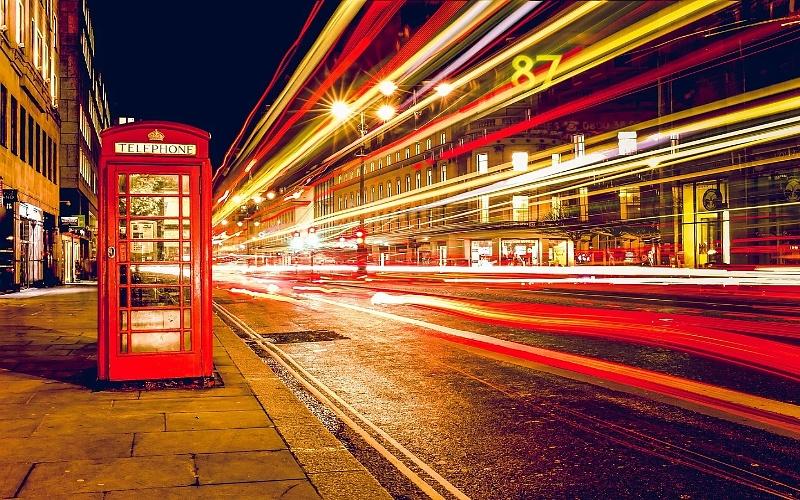 Glavni gradovi Europe London