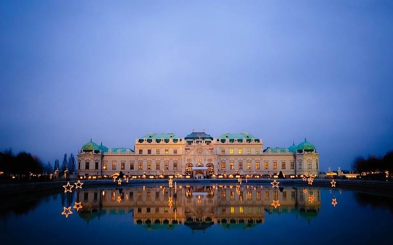 Glavni gradovi Europe i Beč