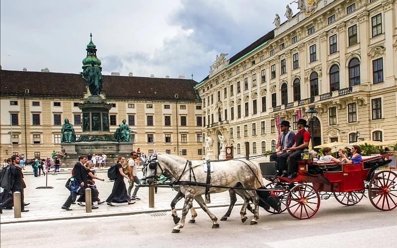 Glavni gradovi Europe Beč i znamenitosti