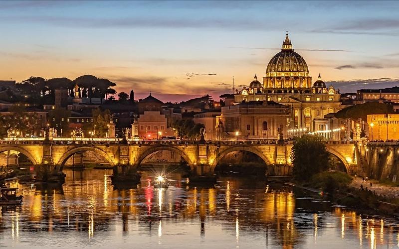 Rim noću