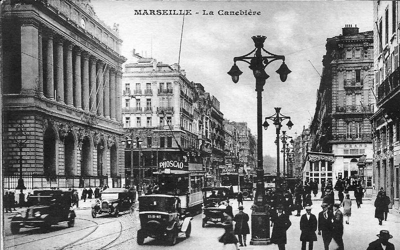 Stari grad Marseille