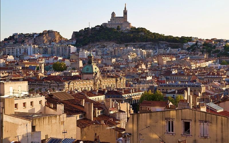 Marseille Francuska