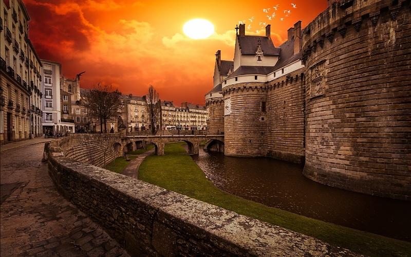 Stari grad Nantes