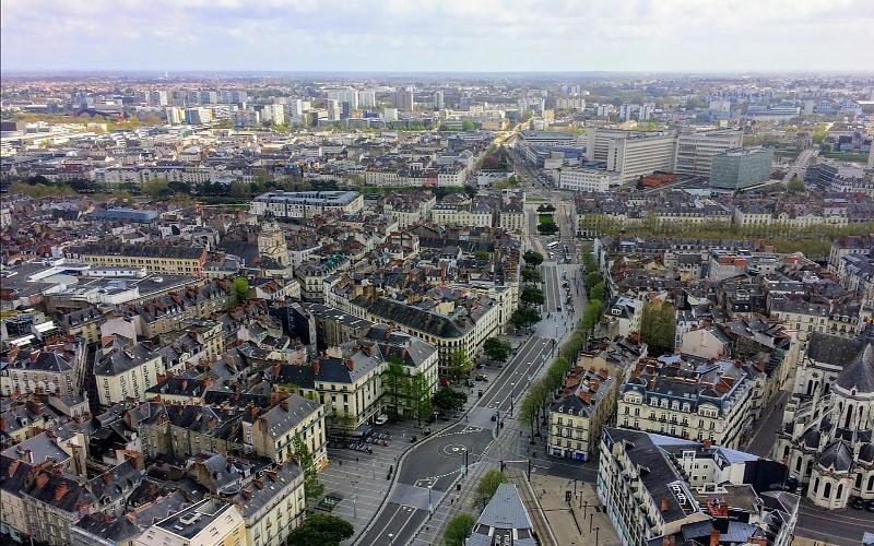 Gradovi u Francuskoj Nantes