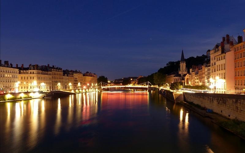 Grad Lyon u Francuskoj