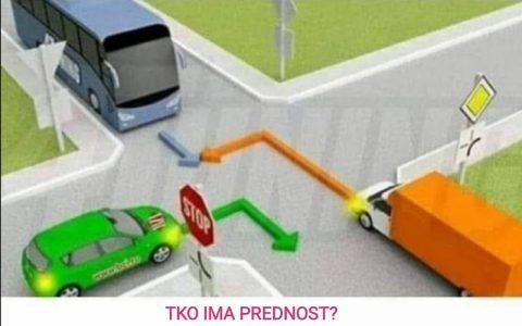 Prometna pravila da obnovite svoje znanje vozača