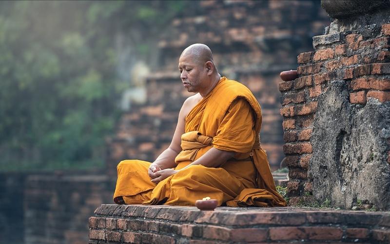 Budističke vjerske slike
