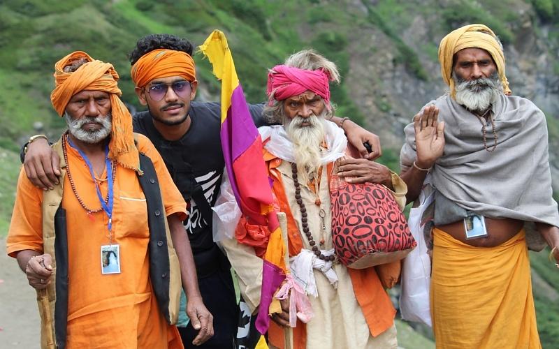 Vjernici hinduizma