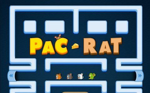 Pacman igra malo drugačije verzije zabavne igre