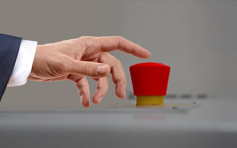 Treći svjetski rat i crveni gumb