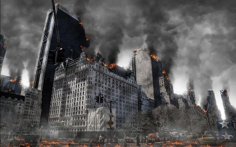 Razaranja u ratovima