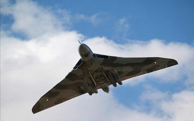 Vojni avion bombarder