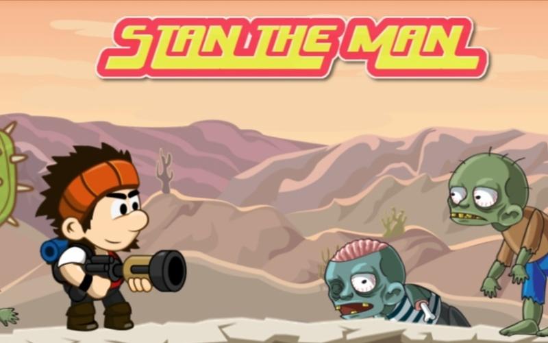 Stan The Man - Super zabavne igre za razonodu