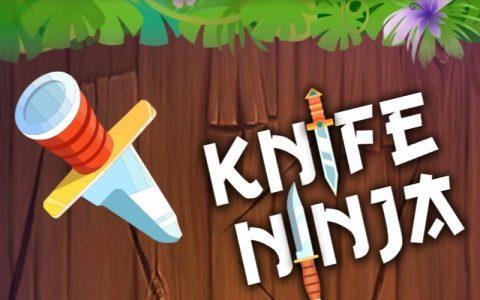 Knife Ninja - Najbolje zabavne igre za igranje
