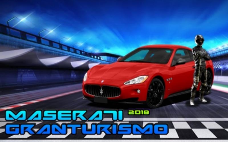 Maserati GranTurismo - Super zabavne igre vožnje