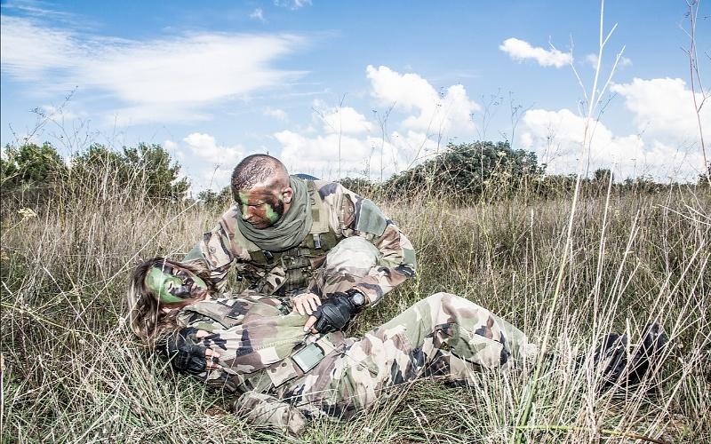 Vojni trening