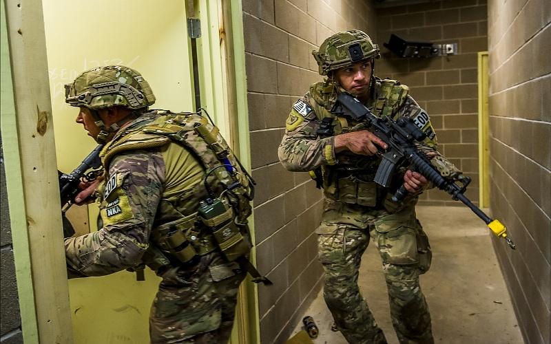 Vojni trening specijalaca