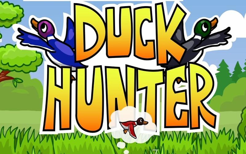Duck Hunter - Samo najbolje zabavne igre za vas