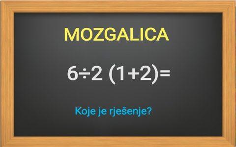 Mozgalice matematičke za vašu zabavu i opuštanje