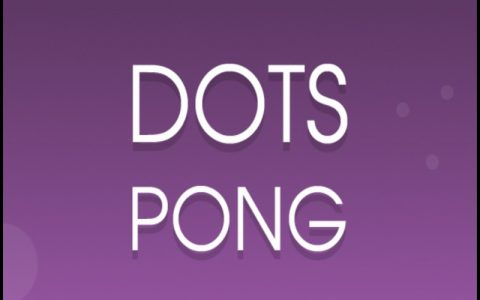 Dots Pong - Samo najbolje zabavne igre na netu