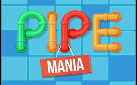 Pipe Mania - Najbolje zabavne puzzle igre na netu