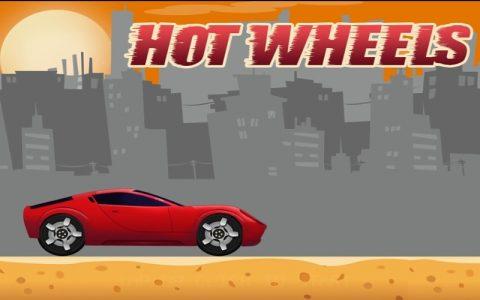 Hot Wheels - Samo najbolje zabavne igre na netu
