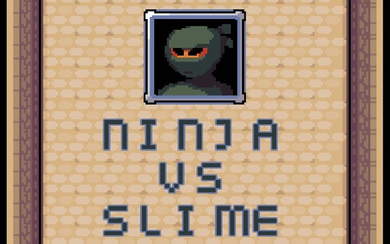 Ninja vs Slime - Najbolje zabavne igre na netu