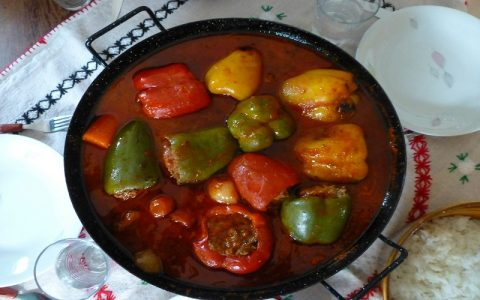 Recept za punjene paprike - Najbolji recepti za slana jela