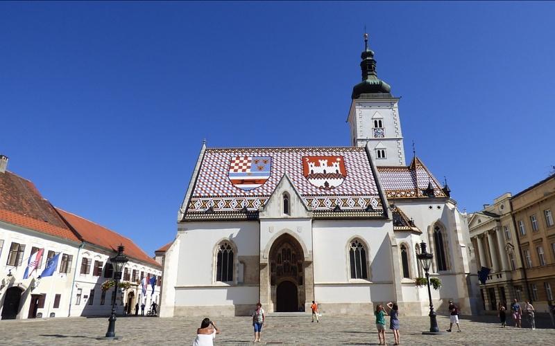 Crkva svetog Marka Zagreb