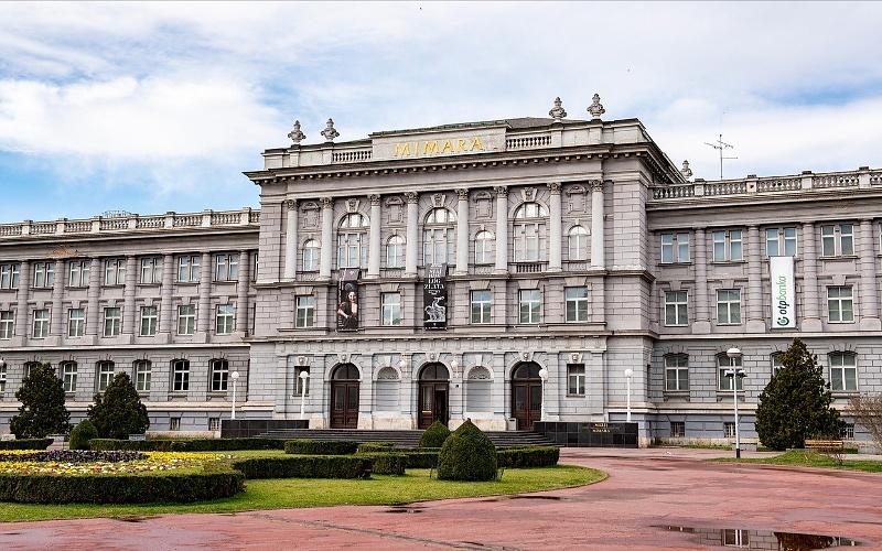 Ljepote Zagreba - muzej Mimara
