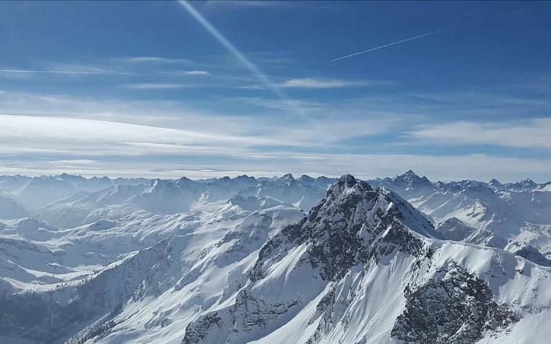 Ljepote Austrije - Hoher Dachstein