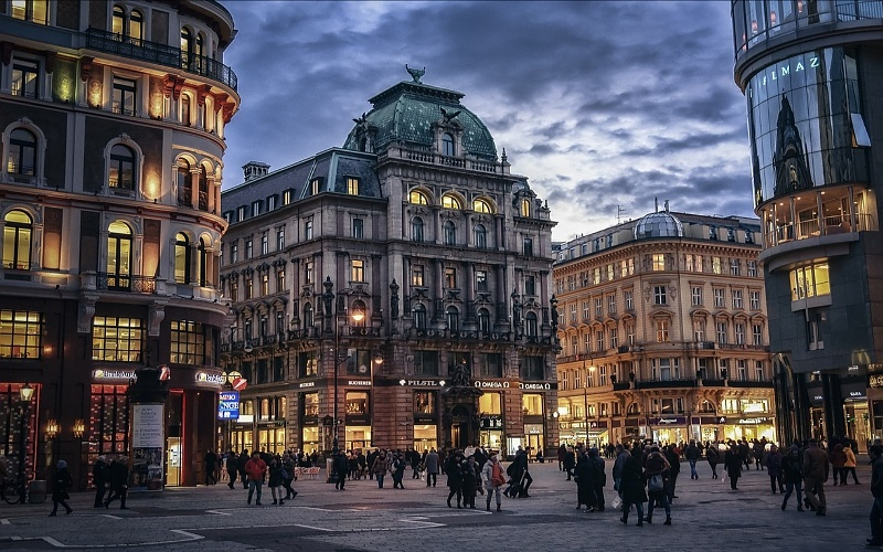 Ljepote Austrije - Beč
