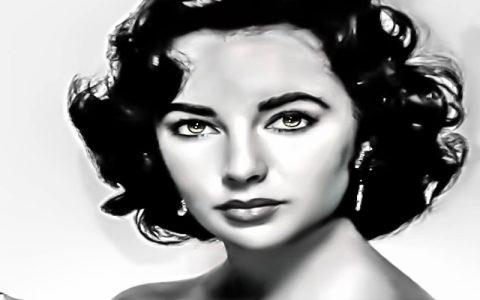 Elizabeth Taylor: Zanimljive povijesne fotografije