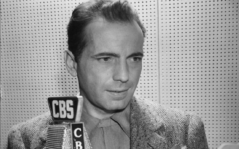 Humphrey Bogart - Povijesne fotografije