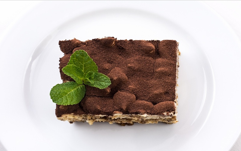 Kakao kocke s orasima: Recepti za slatka jela