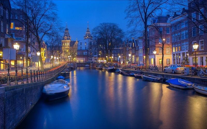 Ljepote Amsterdama