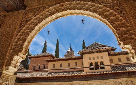 Alhambra: Zanimljive povijesne građevine