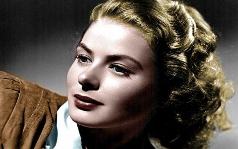 Ingrid Bergman: Zanimljive povijesne fotografije