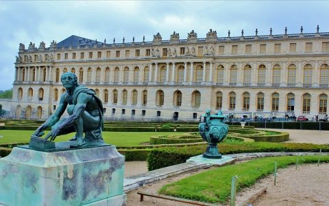 Versajska palača: Zanimljive povijesne građevine