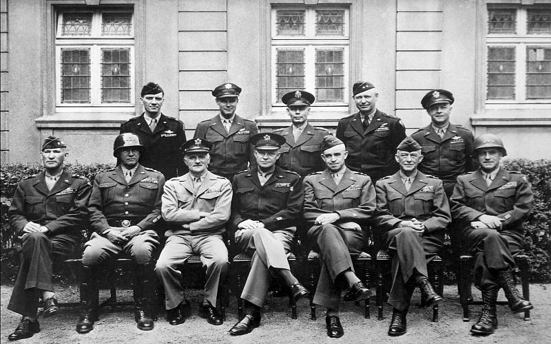 Povijesne fotografije generala
