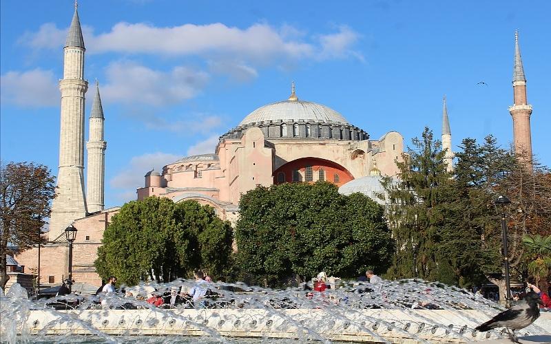 Crkva Svete mudrosti Istanbul