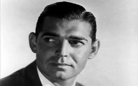 Clark Gable: Zanimljive povijesne fotografije